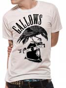 Gallows (Grey Britain) T-shirt Thumbnail 2