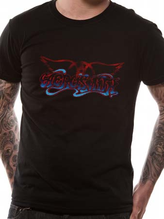 Aerosmith (Logo) T-shirt Preview
