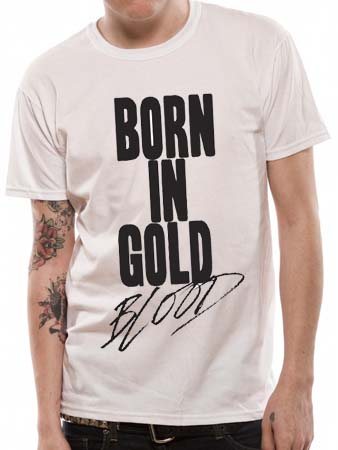 Kids In Glass Houses (Born In Gold Blood) T-shirt