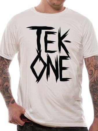 Tek One (Logo) T-shirt Preview