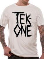 Tek One (Logo) T-shirt Thumbnail 1