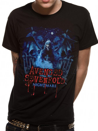 Avenged Sevenfold (Tangled) T-shirt