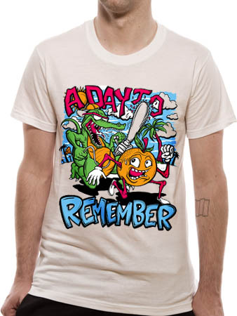 A Day To Remember (Orange You Glad) T-shirt