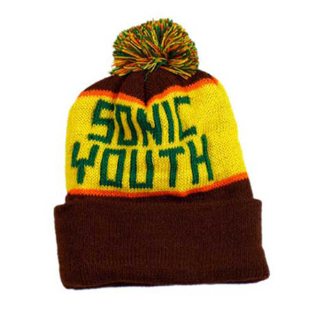 Sonic Youth (Custom Knit Hat) Beanie Preview