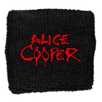 Alice Cooper (Logo) Sweatband
