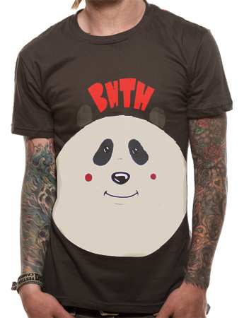 Bring Me The Horizon (Panda) T-shirt Thumbnail 1