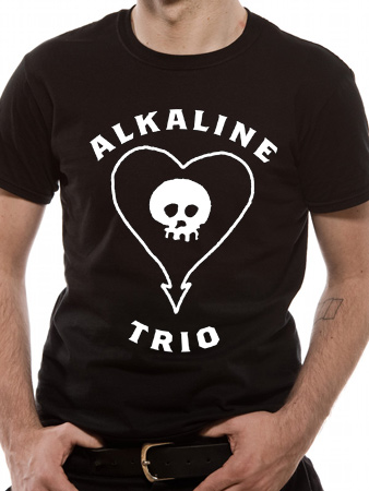 Alkaline Trio (Biker) T-Shirt