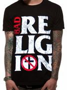 Bad Religion (Stacked) T-shirt