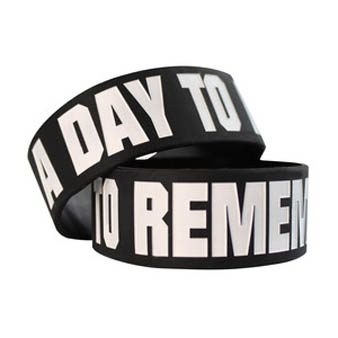 A Day To Remember (Logo) Wristband Thumbnail 1
