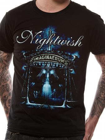 Nightwish (Imaginaerum) T-shirt Thumbnail 1
