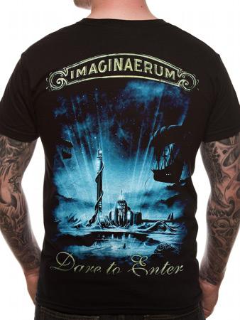Nightwish (Imaginaerum) T-shirt Thumbnail 2