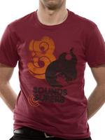 Sounds Superb (Eight) T-shirt Thumbnail 1