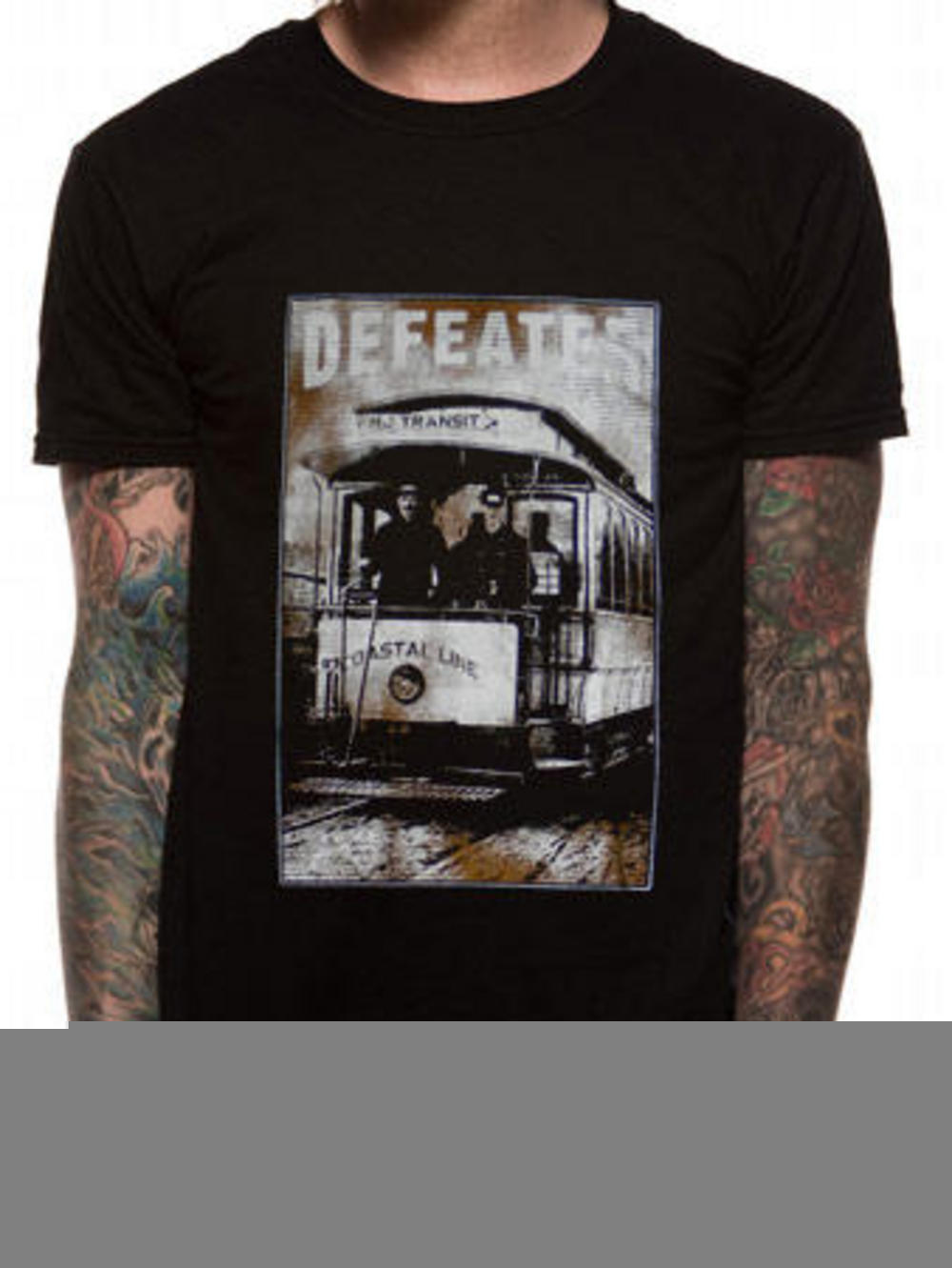 Defeater (NJ Transit) T-shirt