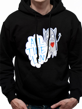 All Time Low (Monster) Hoodie. Buy All Time Low (Monster) Hoodie
