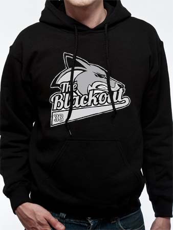 The Blackout (Wolf) Hoodie
