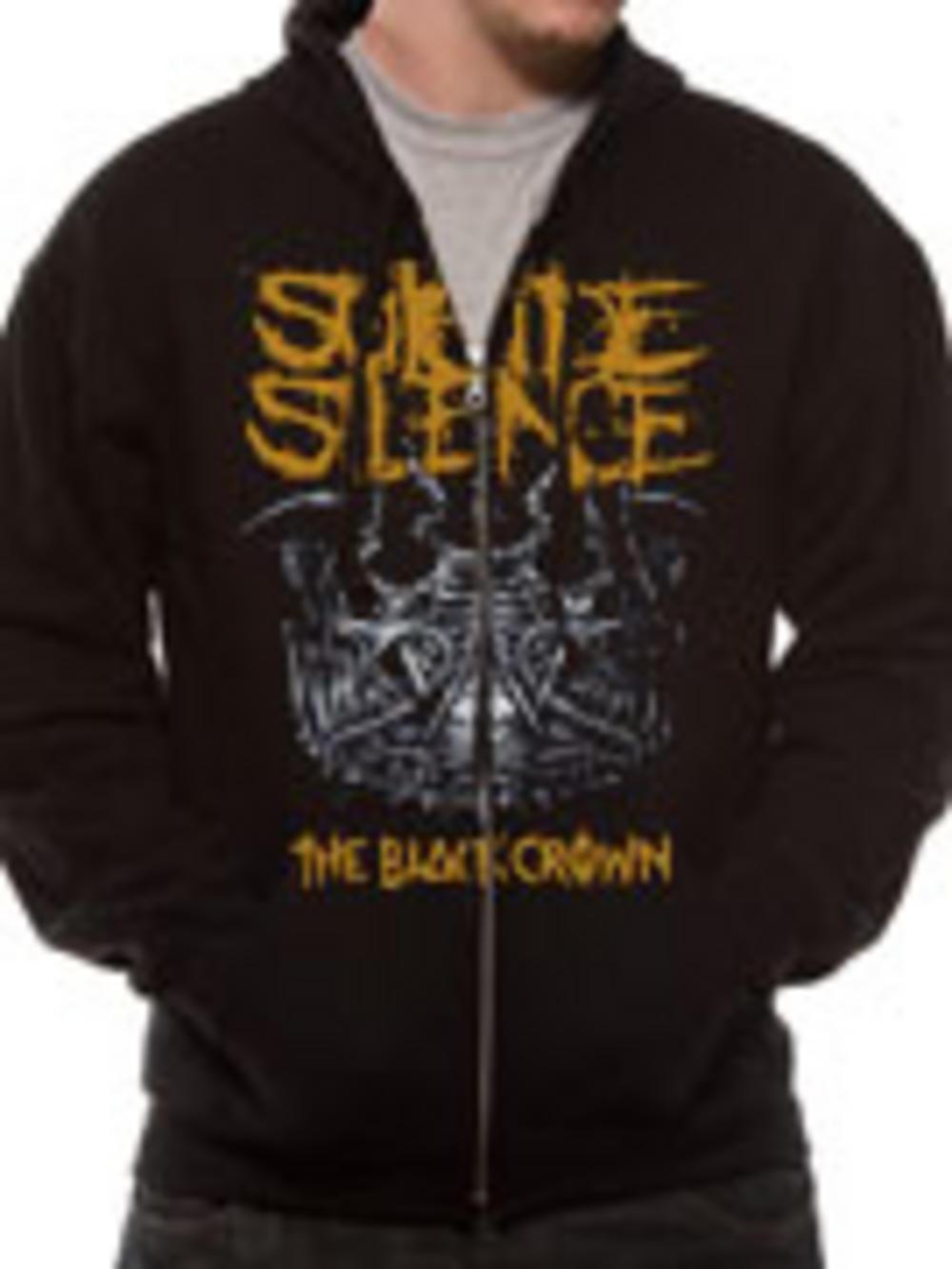 suicide silence black crown hoodie buy suicide silence black crown hoodie at the kerrang. Black Bedroom Furniture Sets. Home Design Ideas