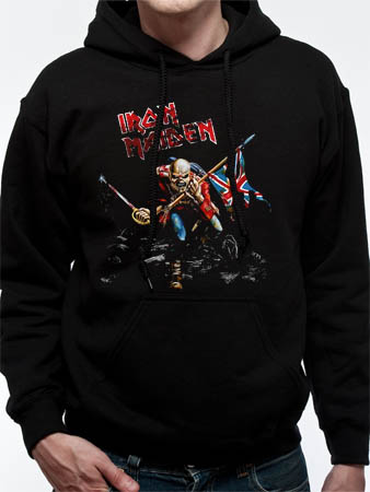 Iron Maiden (Trooper) Hoodie