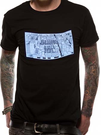 Blink 182 (Neighborhoods) T-shirt