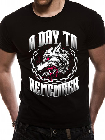 A Day To Remember (Wolf) T-shirt