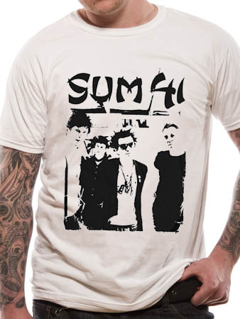 Sum 41 (Japanese) T-shirt