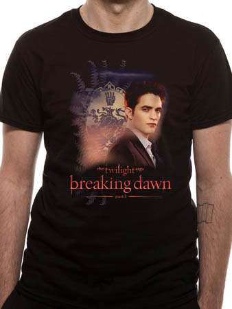 Twilight (Edward Crest) T-shirt