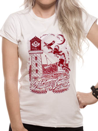 Parkway Drive (Fitted Lighthouse) T-shirt Thumbnail 1