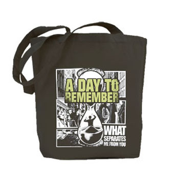 A Day To Remember (What Separates) Bag Preview