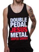 Corpus Christi (Jesus Metal) Vest Thumbnail 2