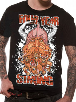 Four Year Strong (Viking) T-Shirt