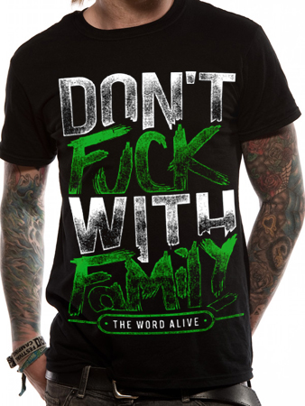 The Word Alive (Family) T-shirt