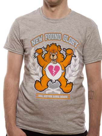 New Found Glory (Carebear) T-shirt