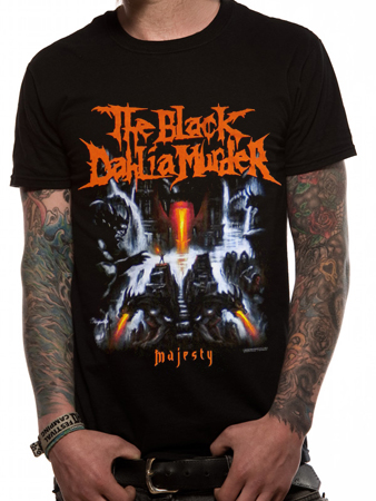 Black Dahlia Murder (Majesty) T-shirt