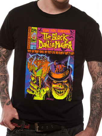 Black Dahlia Murder (Trick or Treat) T-shirt Preview