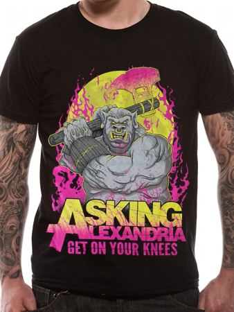 Asking Alexandria (Ogre) T-shirt