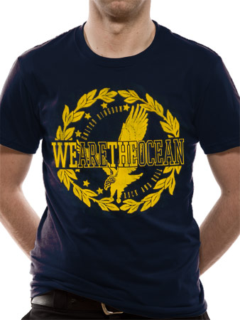 We Are The Ocean (Eagle) T-Shirt Thumbnail 1