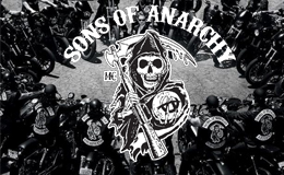 Buy Sons of Anarchy T-shirts and Merchandise