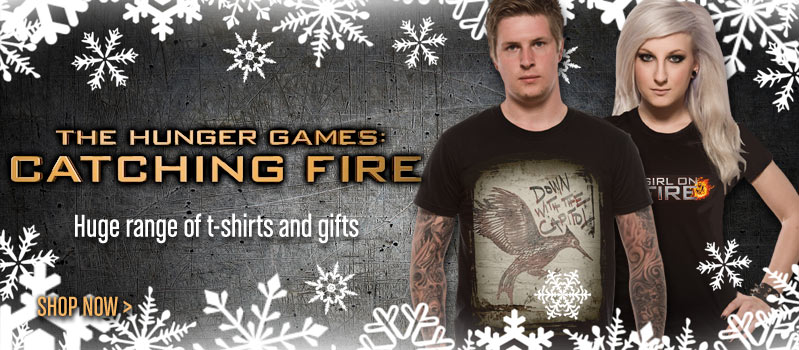 Check out our catching fire range