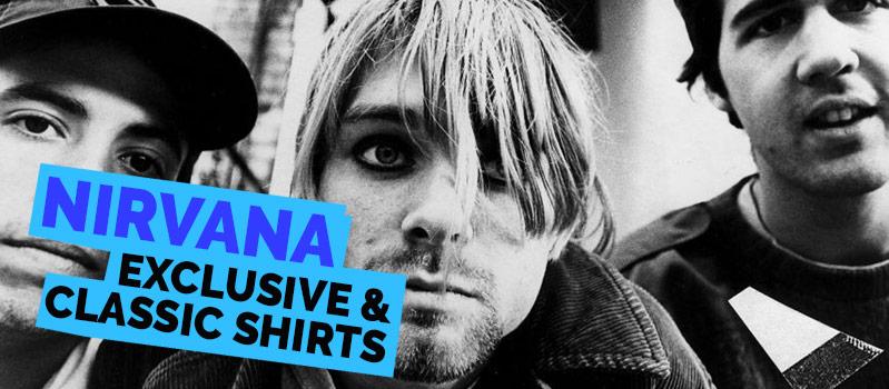 Nirvana Shirts