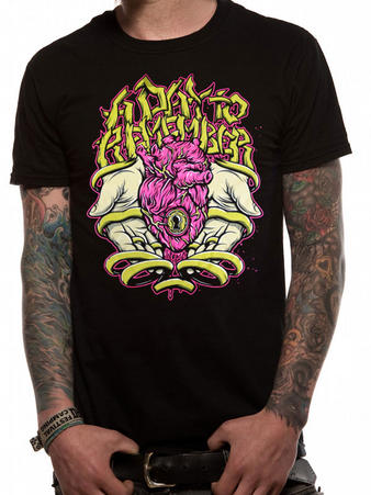 A Day To Remember (Heart Hands) T-shirt