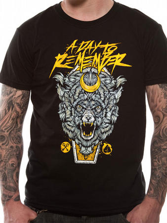 A Day To Remember (WolfCasket) T-shirt Preview