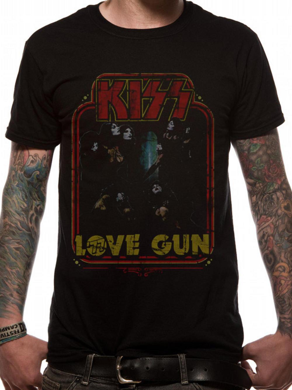 Kiss graphic t shirt tm shop for Graphic t shirt shop