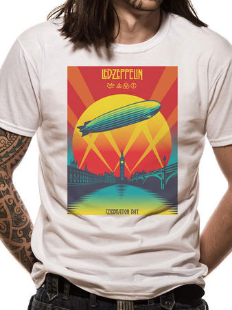 Led Zeppelin (Celebration Day) T-Shirt
