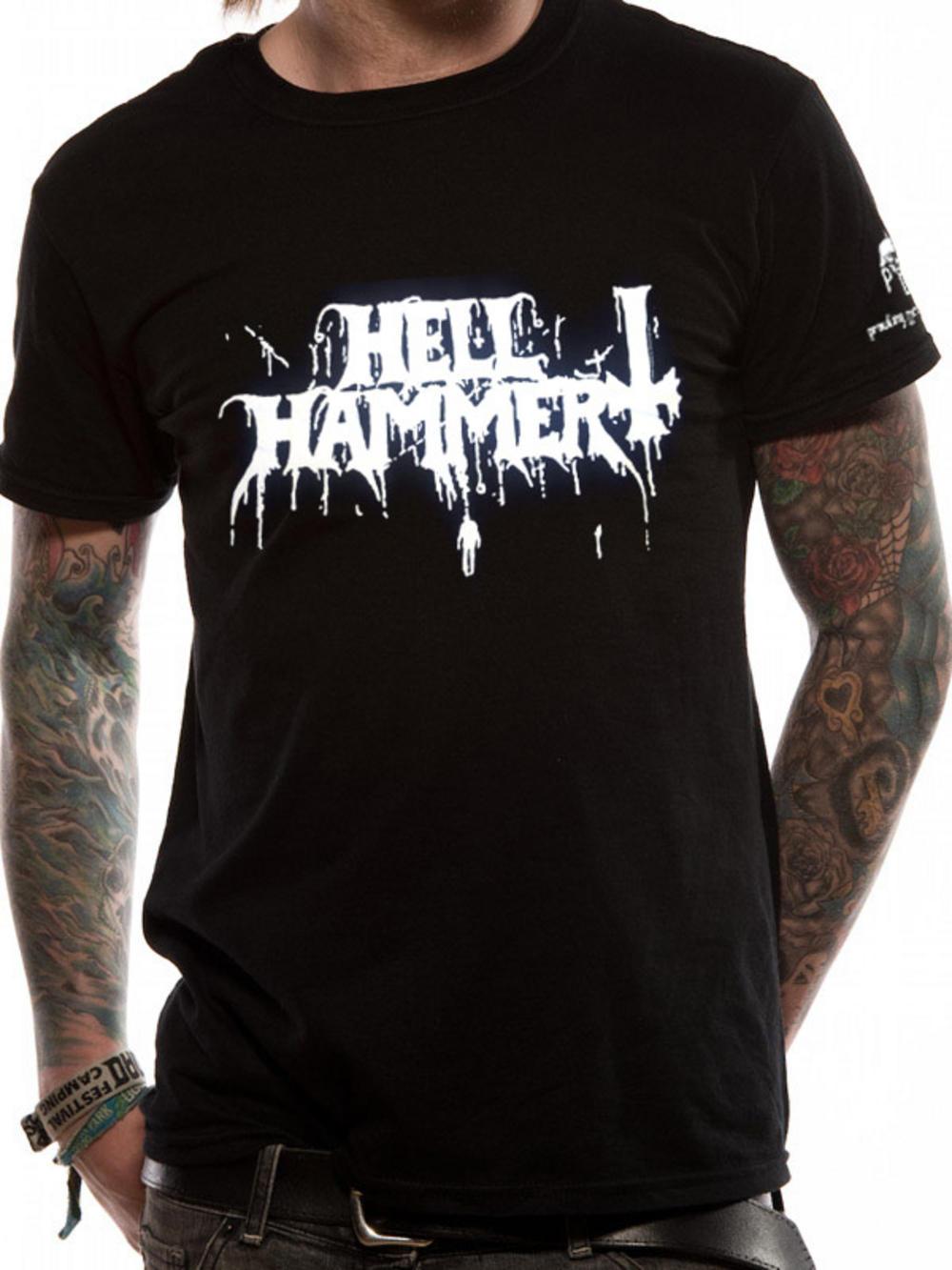hoodie men BLACK CRAFT - Nevermore - Black
