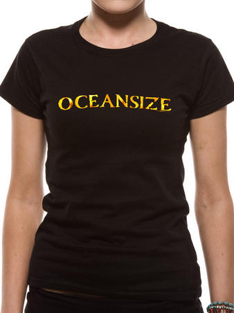 Oceansize (Foil Logo) T-shirt Preview