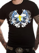 O Merch (Swedish Skull) T-shirt Thumbnail 1