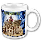 Iron Maiden (Somewhere Back In Time) Mug