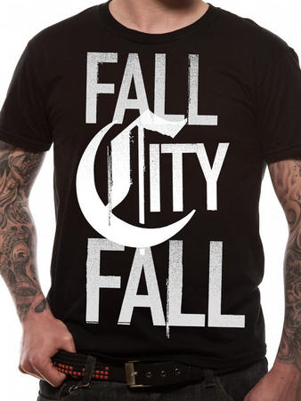 Fall City Fall (Stand) T-shirt Preview