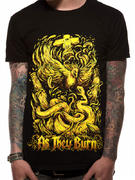 As They Burn (Phoenix) T-shirt