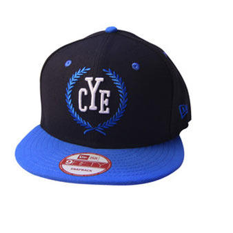 Close Your Eyes (Black and Blue) Cap Thumbnail 2