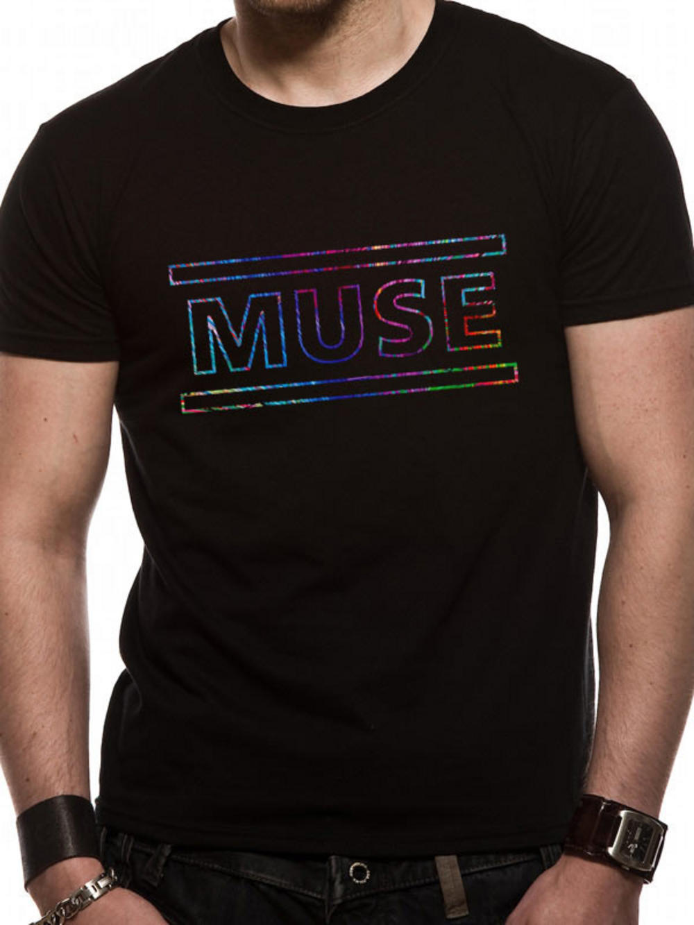 muse the 2nd law logo t shirt tm shop. Black Bedroom Furniture Sets. Home Design Ideas